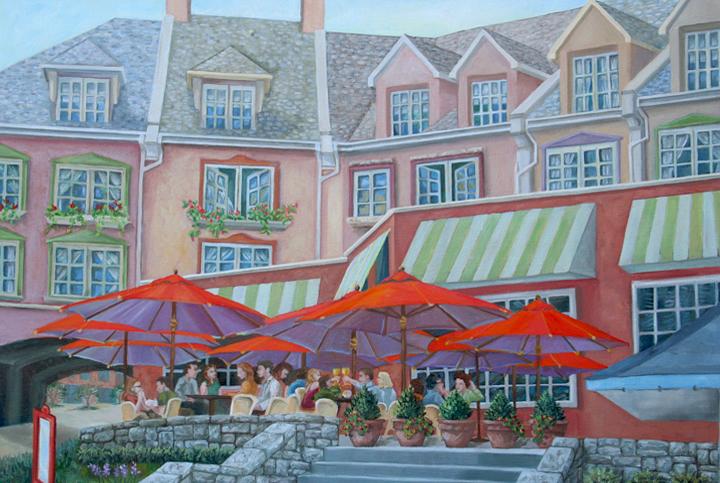 Canadian Cafe