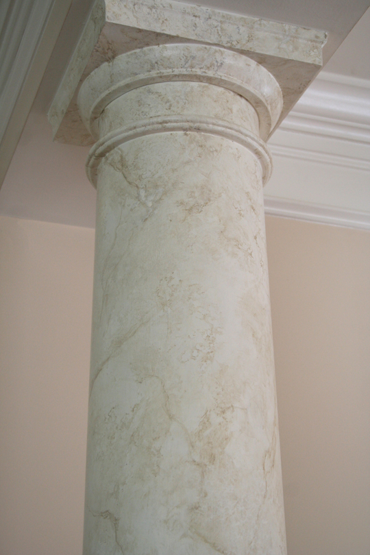 Decorative Art Column 1